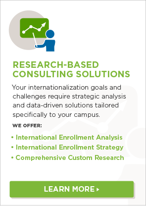 Research-Based Consulting SOlutions for Higher Education Institutions